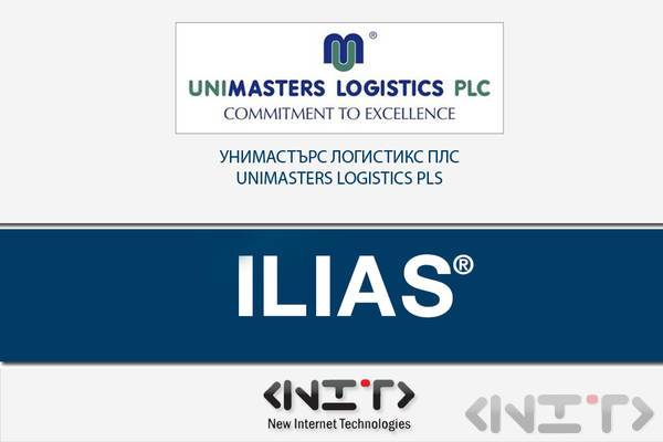 Delivery of a learning management system ILIAS for Unimaster Logistics by NIT-New Internet Technologies Ltd.