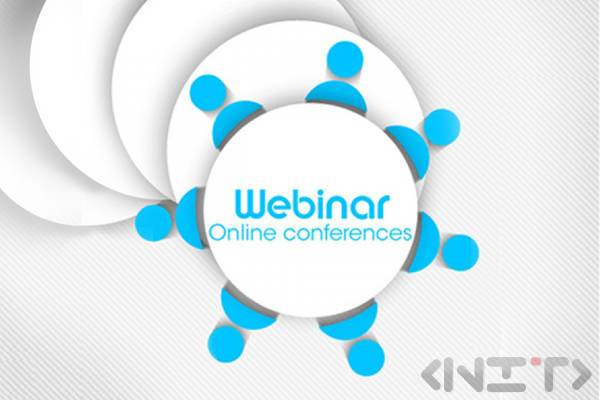 Webinars and online conferences by NIT-New Internet Technologies Ltd.